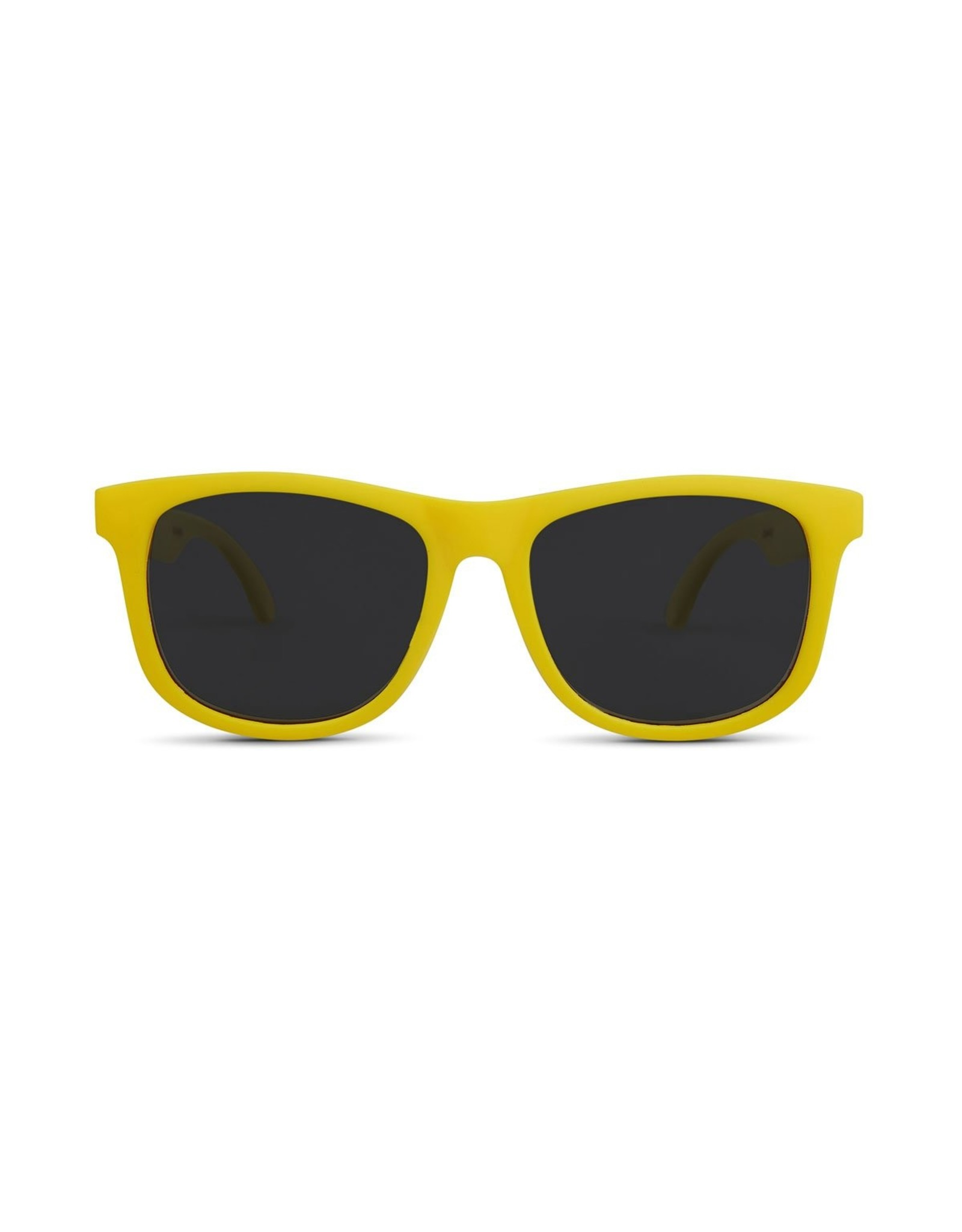 Hipsterkid Hipsterkid Wayfarers zonnebril geel