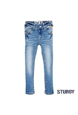 Sturdy Sturdy 'Power Stretched' jeans bleached denim
