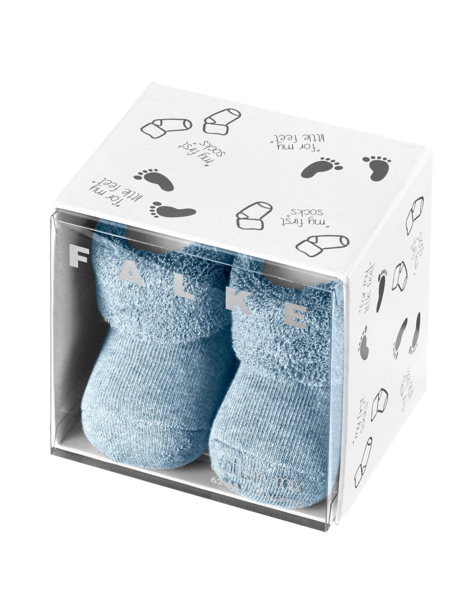 Falke Falke baby sokjes geschenkset poederblauw