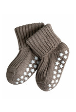 Falke Falke Catspads anti-slip baby sokjes taupe