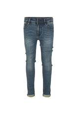 Indian Blue Jeans IBJ Blue Brad super skinny used medium denim