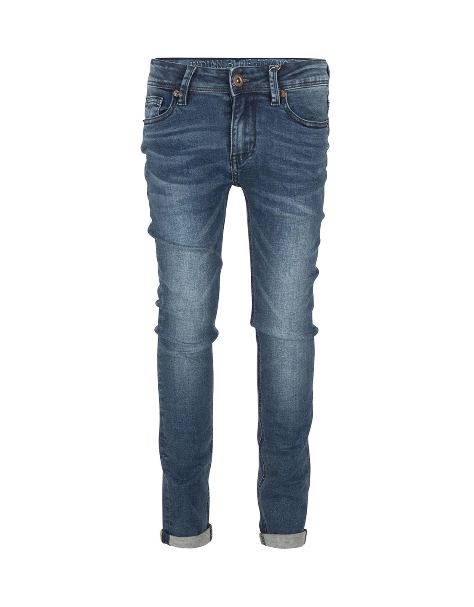 Indian Blue Jeans IBJ Ryan skinny fit medium denim