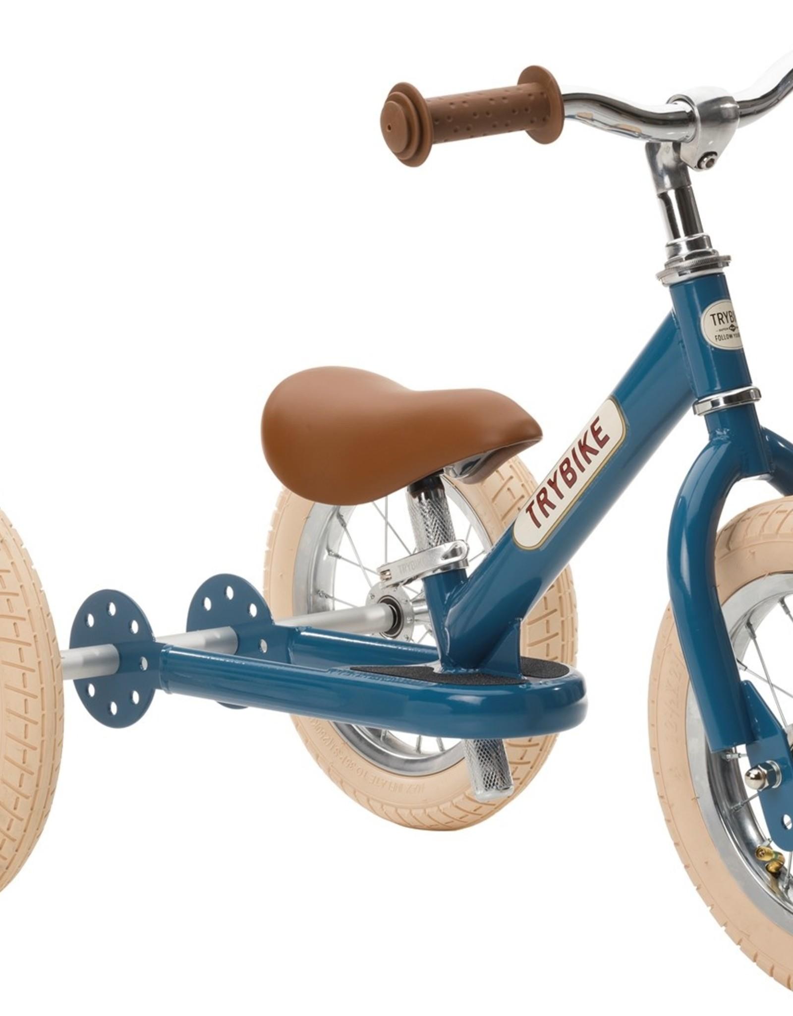 Trybike Trybike 2-in-1 loopfiets Steel Vintage Blue