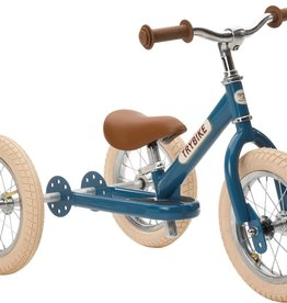 Trybike Trybike 2-in-1 loopfiets Steel Vintage Blue