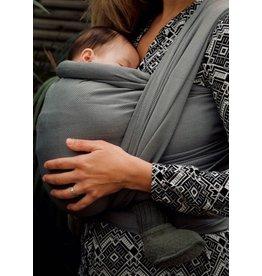 Pure Baby Love Baby Love Organic draagdoek charcoal grey maat 6