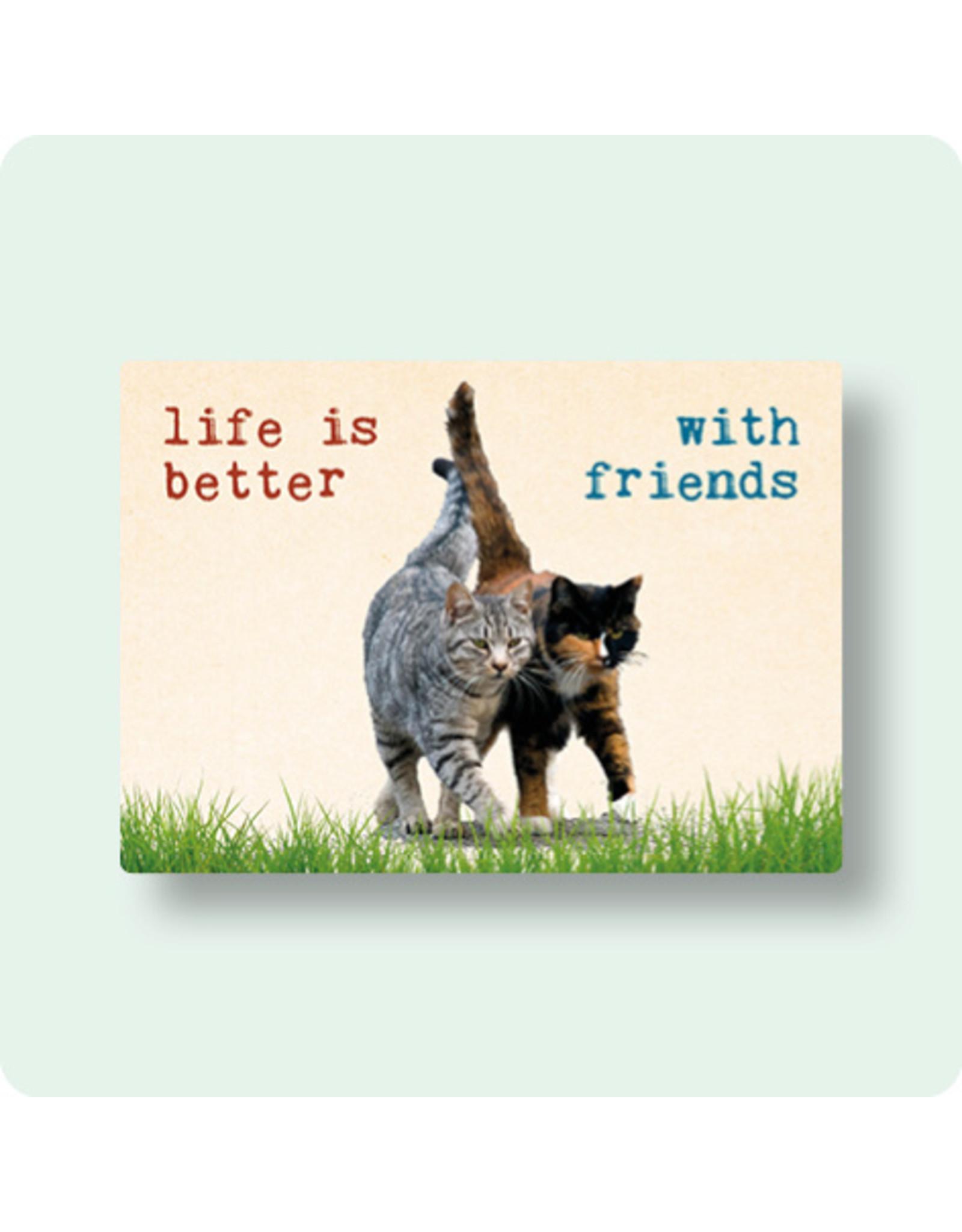 Kaart TL16 friends