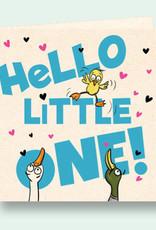 Kaart DK48 hello little one