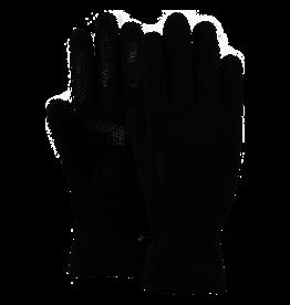 Barts Barts fleece handschoenen zwart