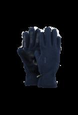 Barts Barts fleece handschoenen navy