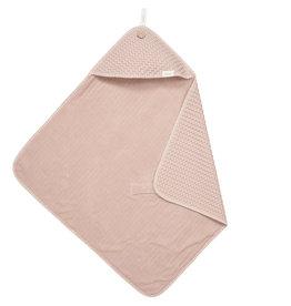 Koeka Koeka Omslagdoek Antwerp Wafel Grey Pink