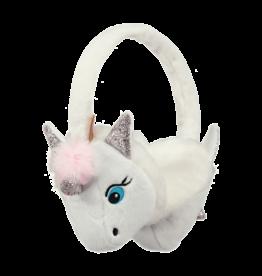 Barts Barts oorwarmers Unicorn wit