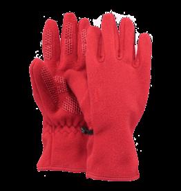 Barts Barts fleece handschoenen rood
