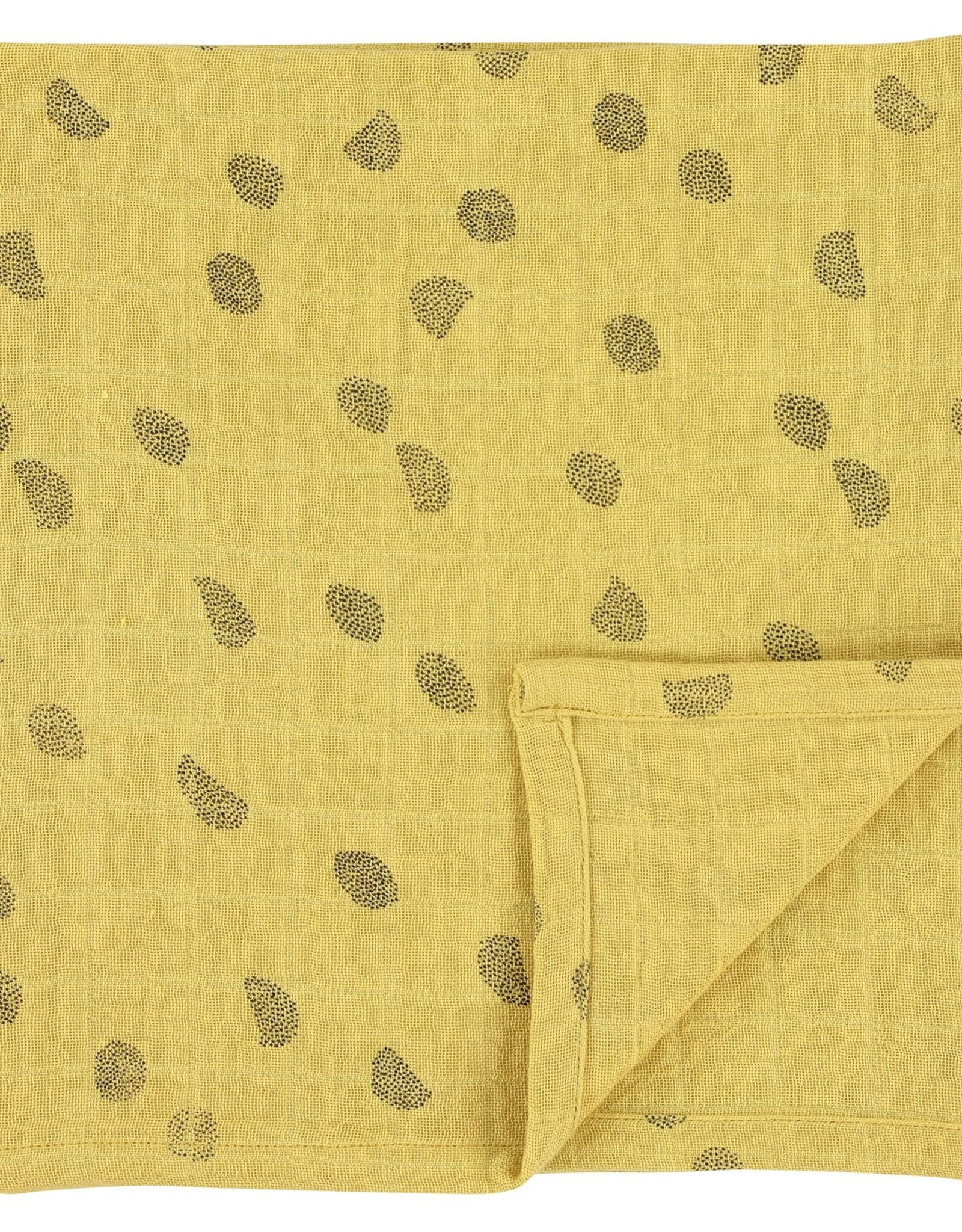 Trixie Trixie set van 2 muslin doeken sunny spots