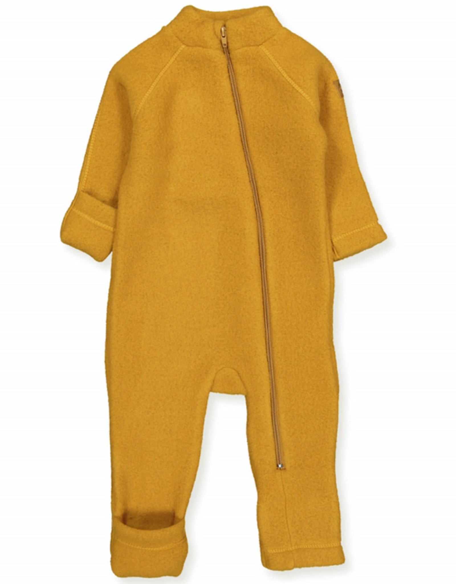Mikk-Line Mikk-Line wollen baby pakje Golden Brown