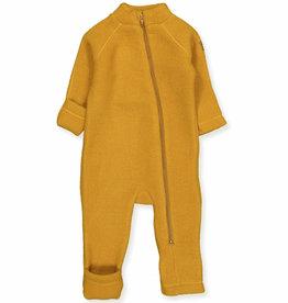 Mikk-Line Mikk-Line wollen baby pakje Golden Brown