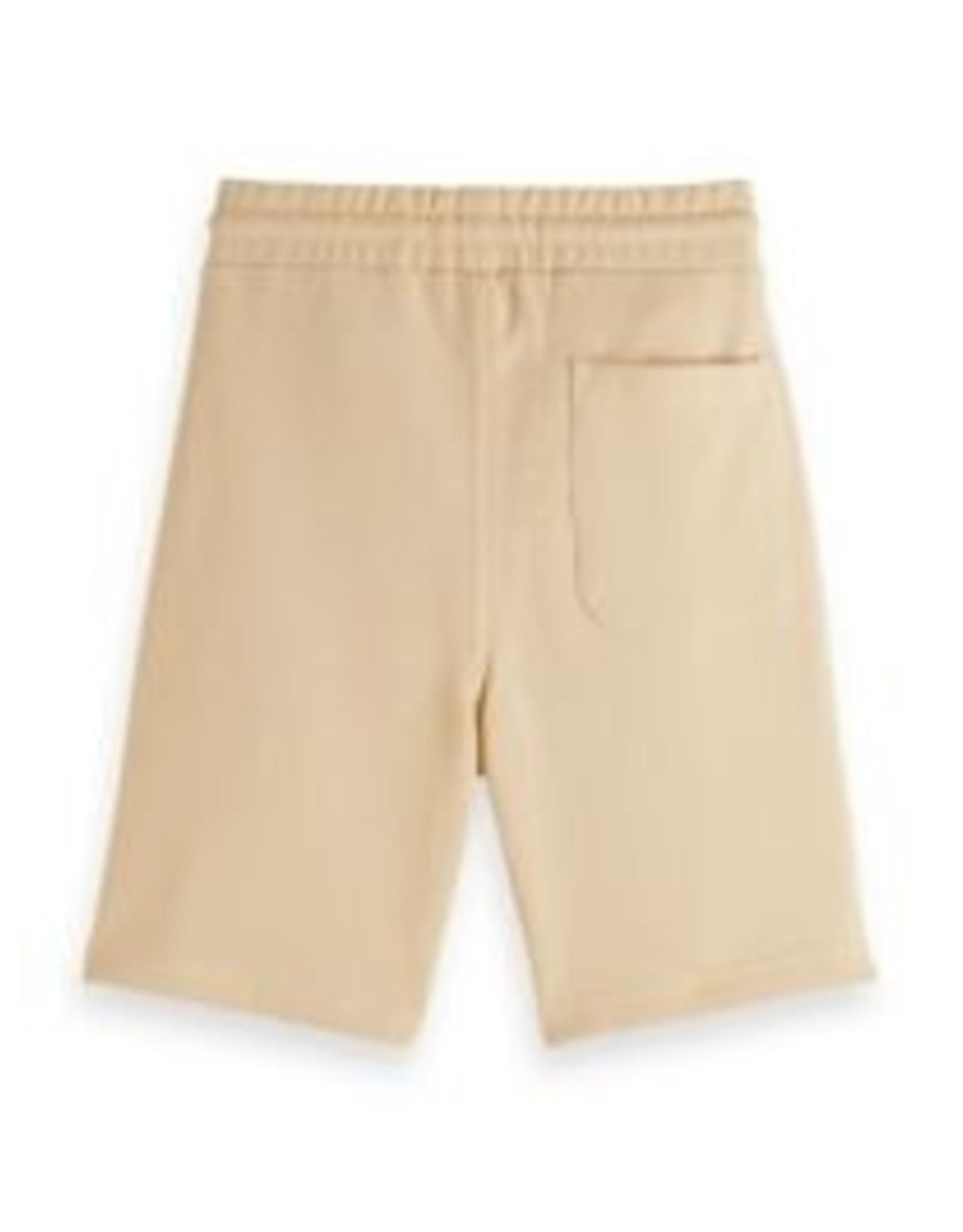 Scotch Shrunk Scotch Shrunk unisex sweat shorts licht eigeel
