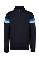 Indian Blue Jeans IBJ navy colorblock vest