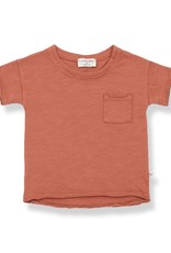 1+ In The Family 1+ in the Family NANI t-shirt rooibos