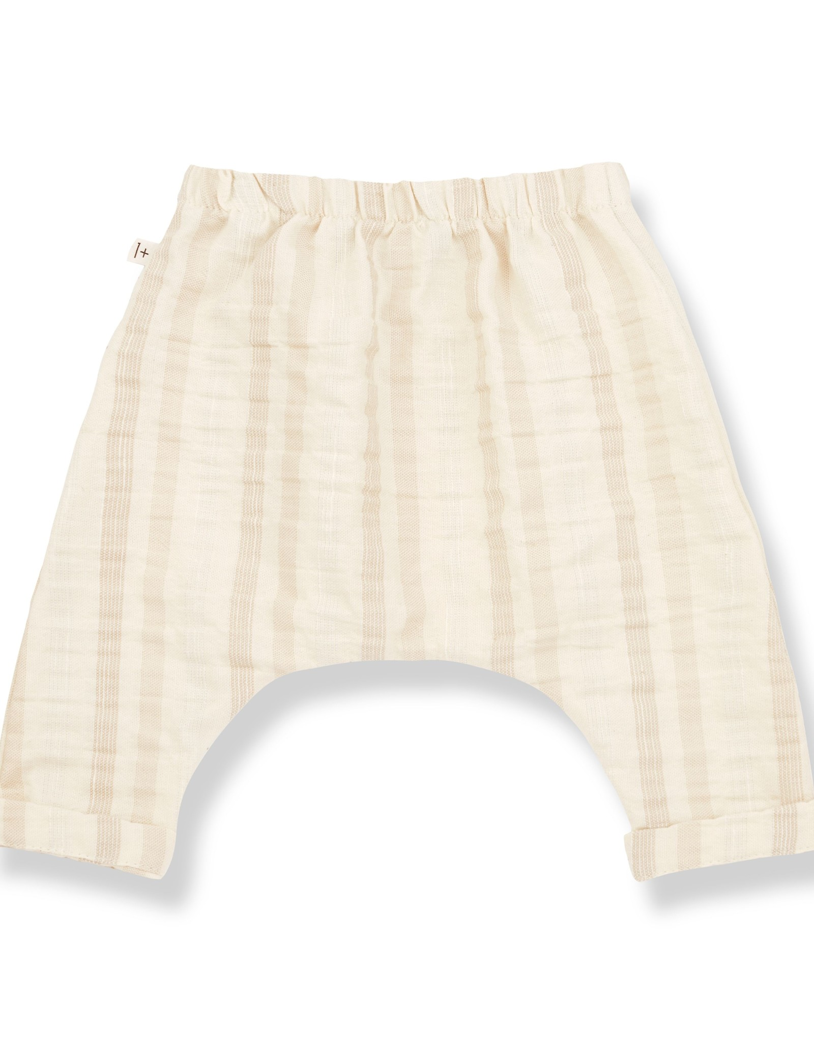 1+ In The Family 1+ in the Family PAU baggy broek natural