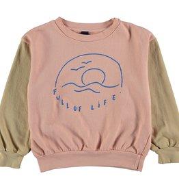 Bonmot Organic Bonmot Organic sweatshirt Full of Life