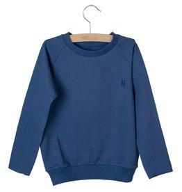 Little Hedonist Little Hedonist Caecilia sweatshirt indigo
