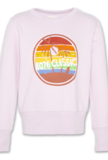 American Outfitters AO sweater classics lila