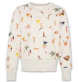 American Outfitters AO sweater swimmers oyster