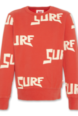 American Outfitters AO sweater surf red