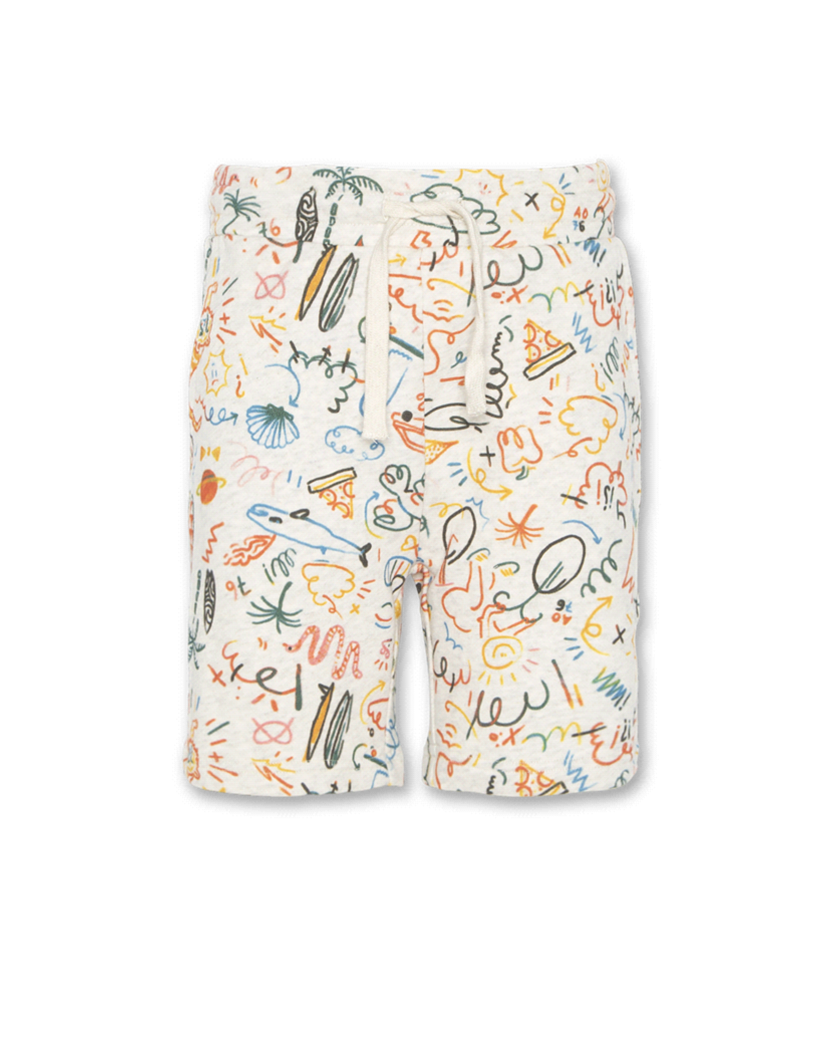 American Outfitters AO short alloverprint oyster