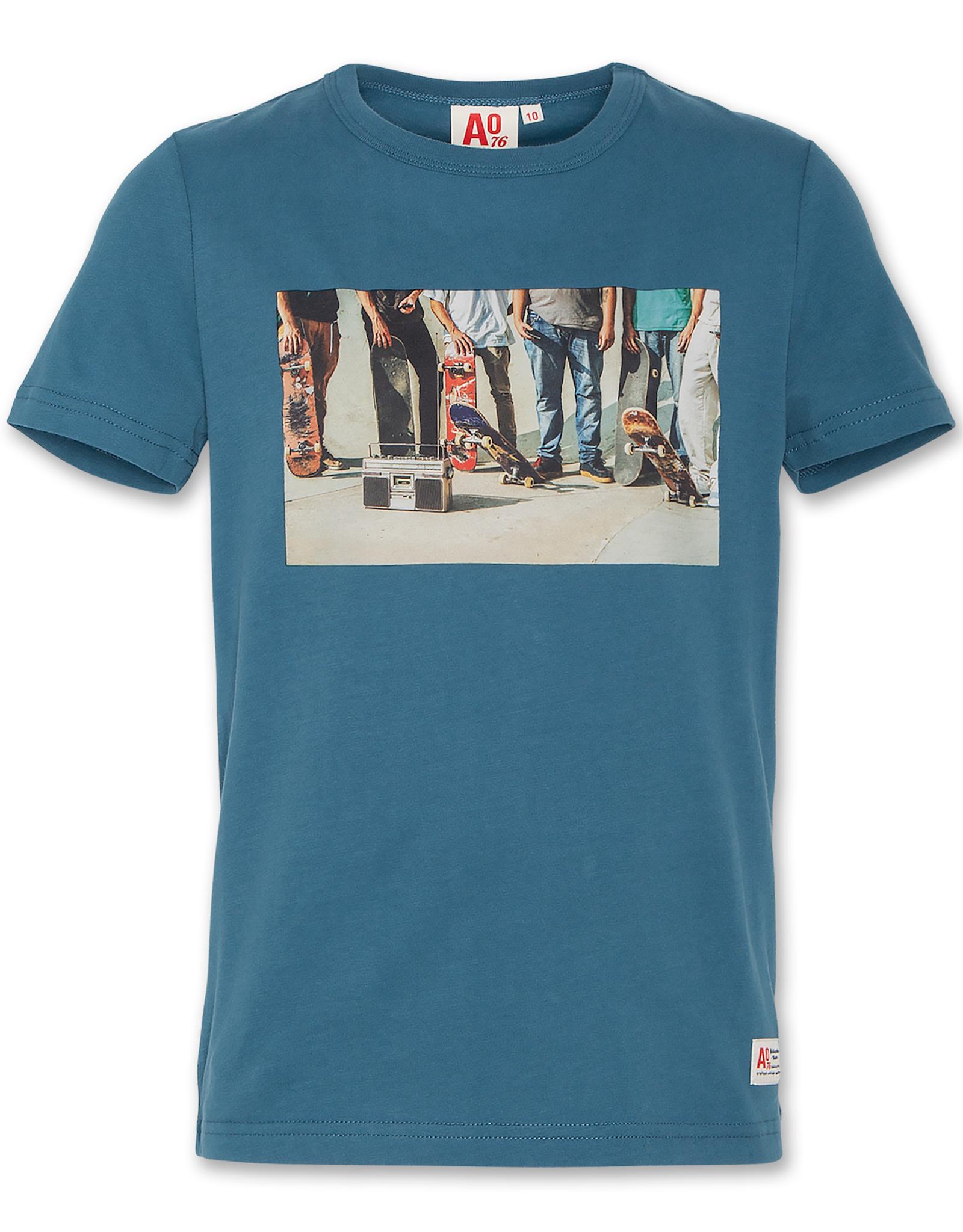 American Outfitters AO t-shirt skate laguna