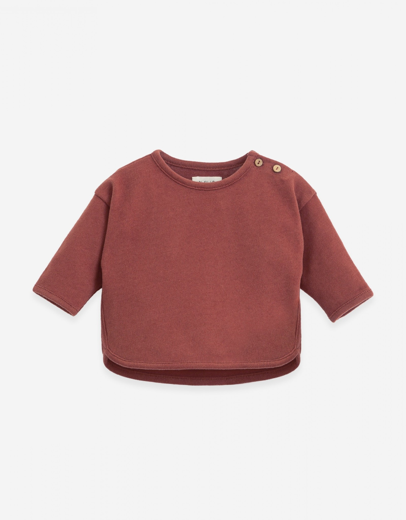 Play Up Play Up jersey sweater farm (roest)