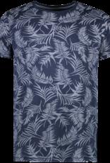 Cars Cars Juneau navy t-shirt met print