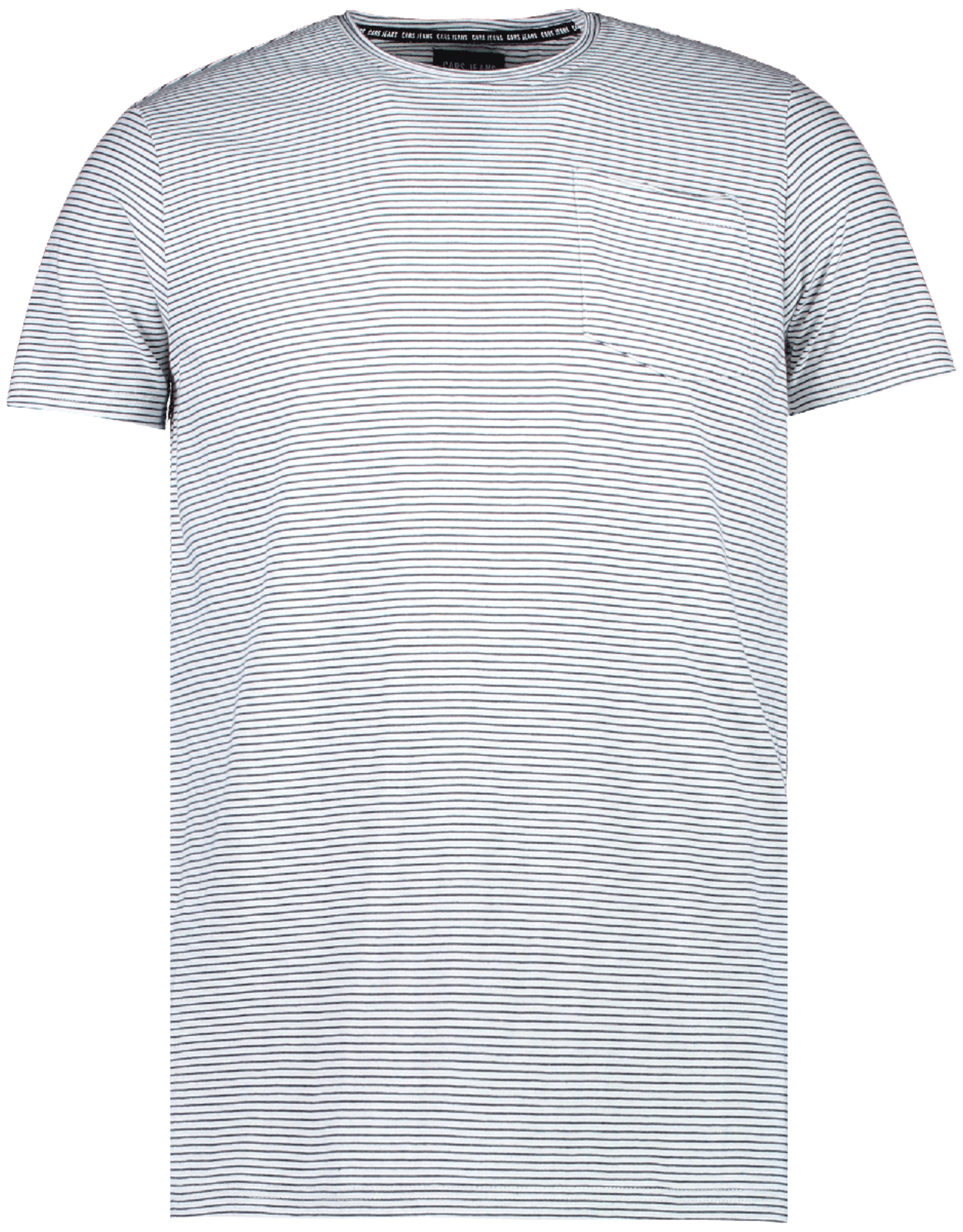Cars Cars Torrent gestreept t-shirt
