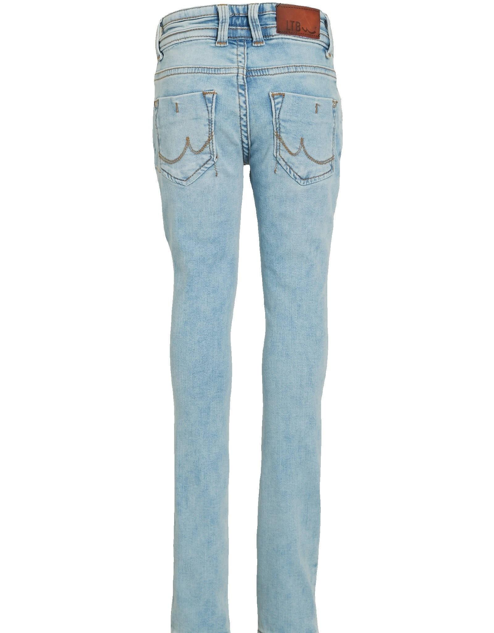 LTB Jeans LTB meisjes jeans Julita Leilani wash