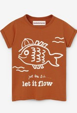 Nadadelazos Nadadelazos T-Shirt Let It Flow