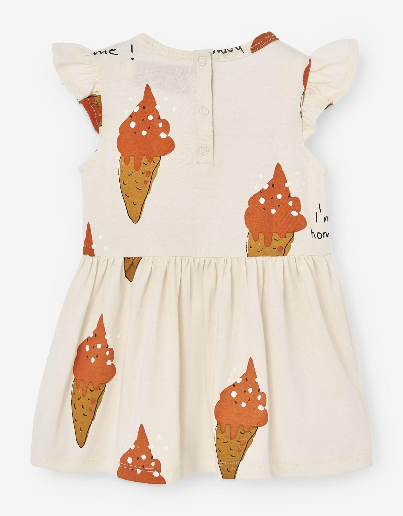 Nadadelazos Nadadelazos Baby Jurkje Strawberry Ice Cream