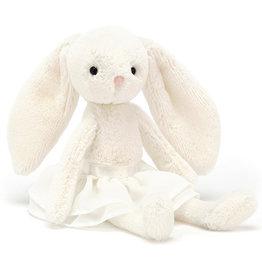 Jellycat Jellycat arabesque konijntje wit