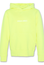American Outfitters AO hoodie fluo yellow