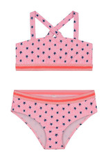 Shiwi Shiwi bikini stardust bandeau azalea pink