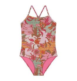Shiwi Shiwi badpak batik bloemenprint