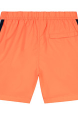 Shiwi Shiwi zwemshort tom gestreepte zijkant neon orange