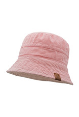 Maximo Maximo vissershoedje UPF15 roze gemêleerd