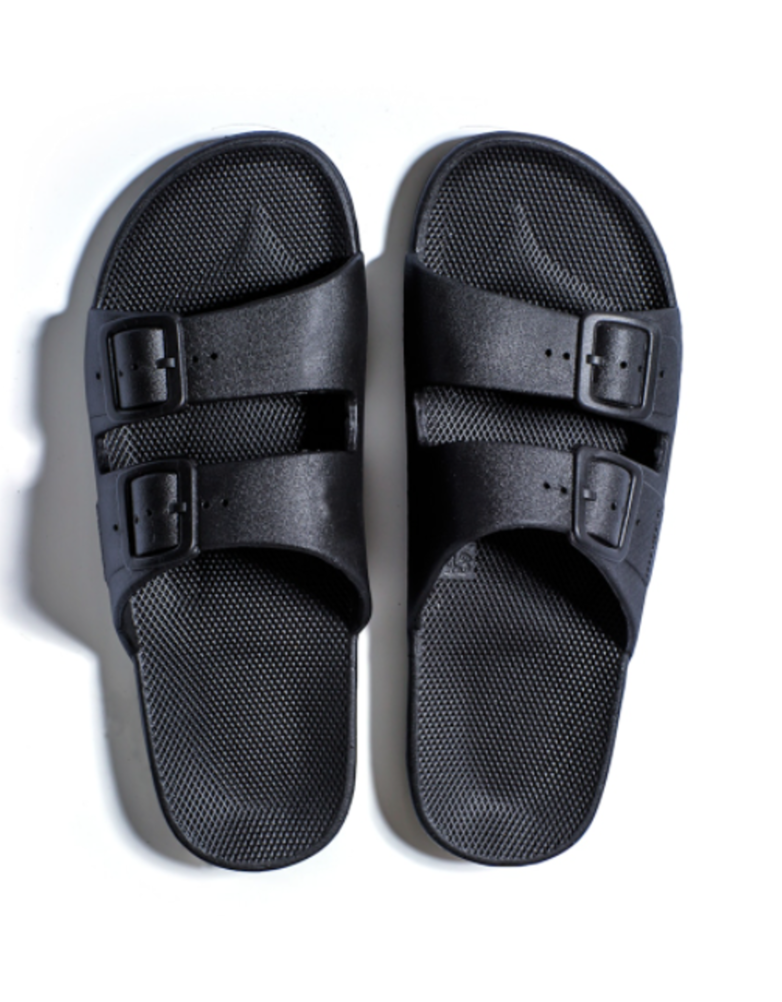 Freedom Moses Freedom Moses slippers Black