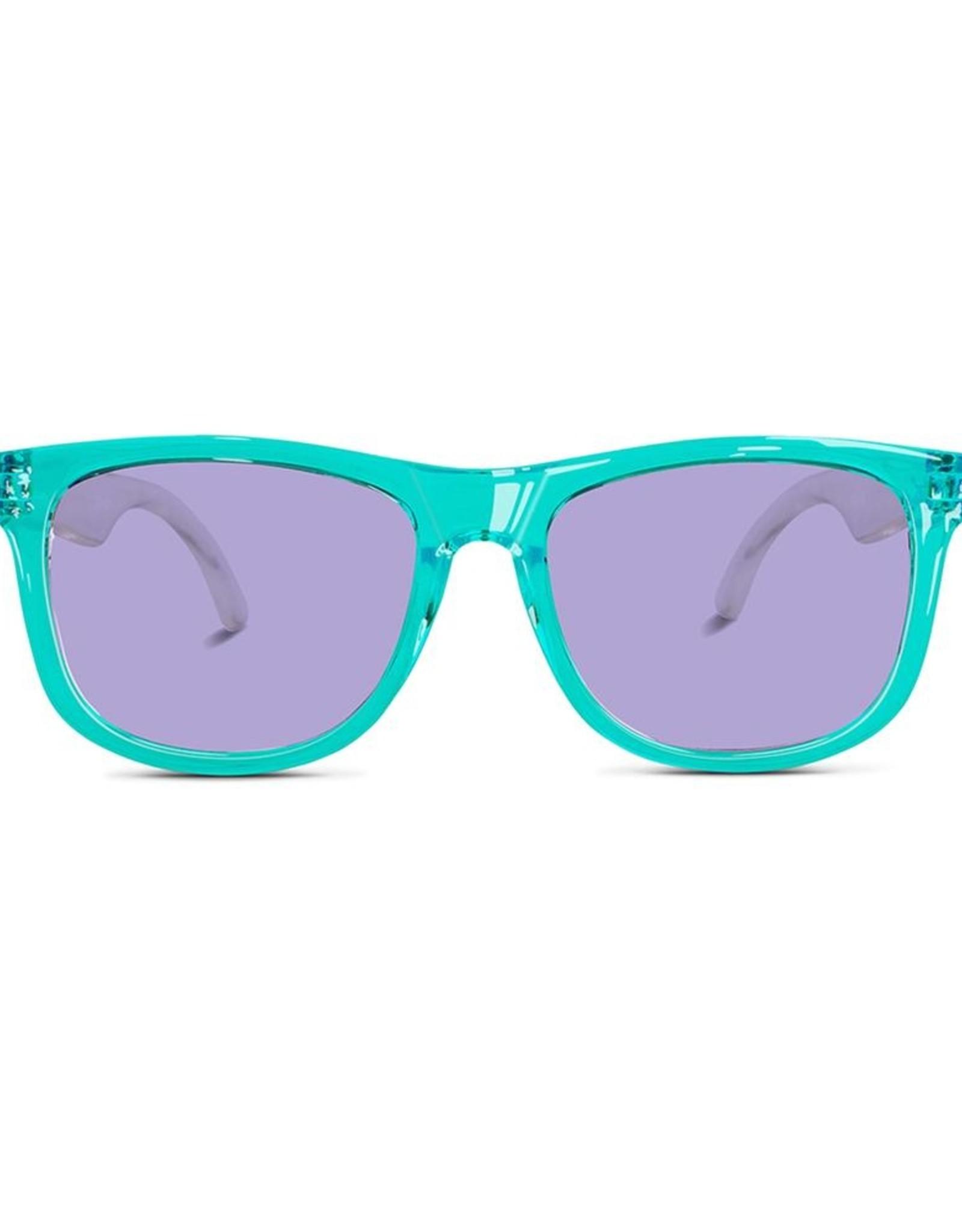Hipsterkid Hipsterkid Wayfarers zonnebril aqua / orchid