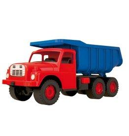 Dino Toys Dino Toys Tatra Kiepauto blauw rood