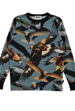 Molo Molo Rill t-shirt met lange mouwen Birds