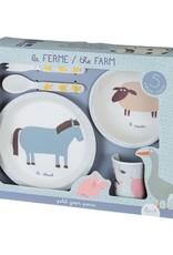 Petit Jour Paris Petit Jour Paris 5-delige cadeauset La Ferme (Farm)