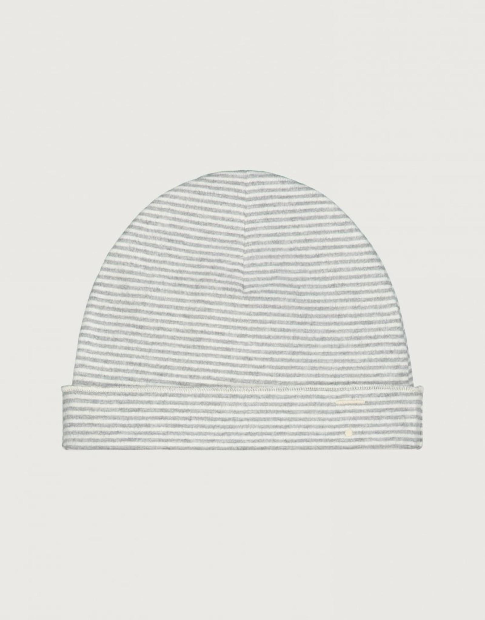 Gray Label Gray Label baby beanie Grey Melange/Cream