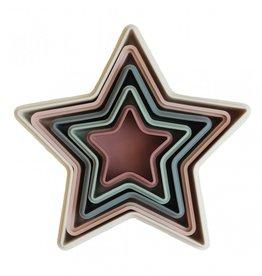 Mushie Mushie Nesting Stars