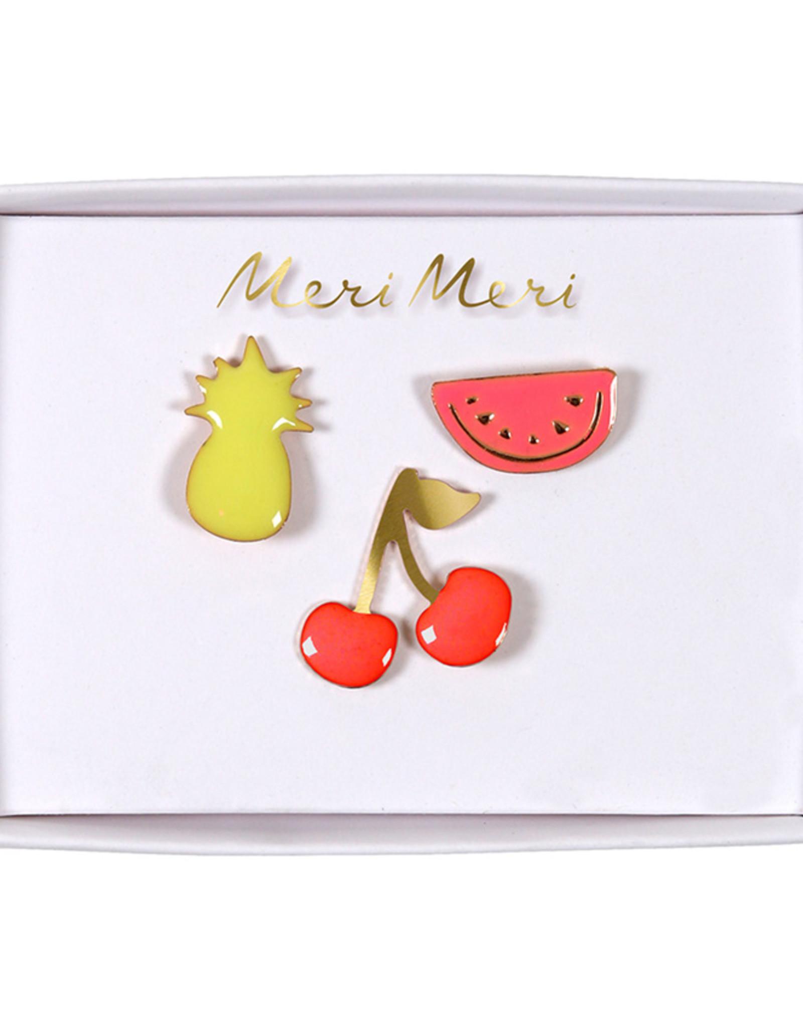 Meri Meri Meri Meri pins fruit